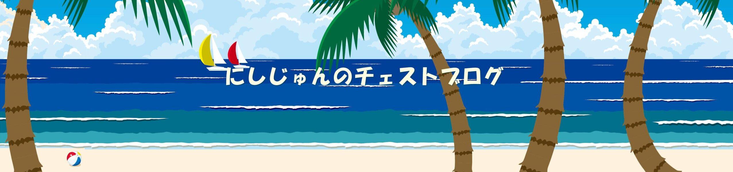 にしじゅんのチェストブログ